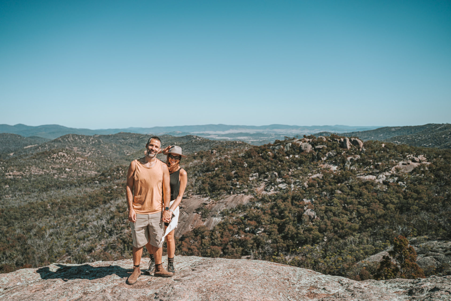 hiking at girraween national park, things to do in Stanthorpe