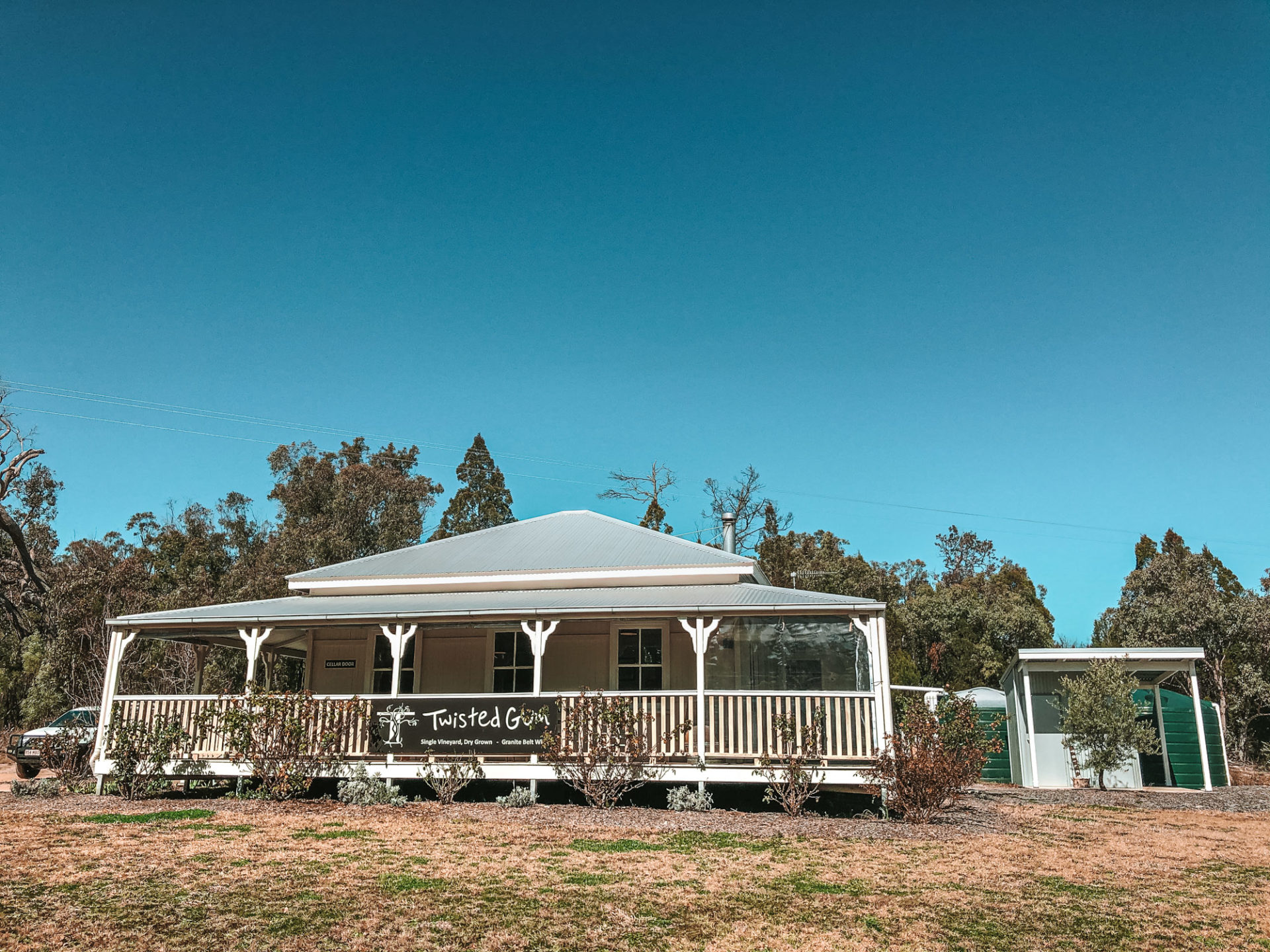 Twisted Gum Winery, things to do in Stanthorpe