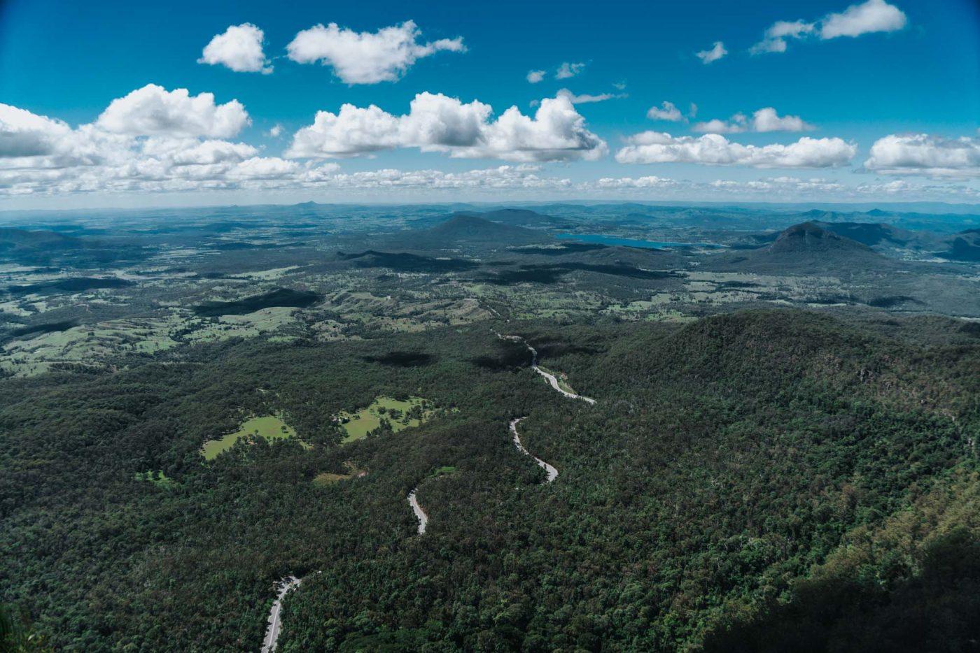 Scenic Rim Trail & Mount Mitchell in Queensland, Australia