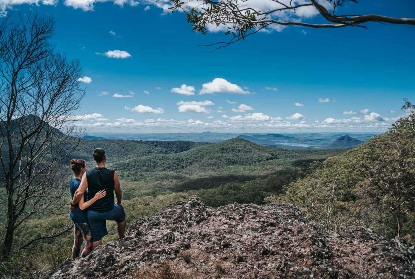 Scenic Rim Trail & Mount Mitchell in Queensland, Australia