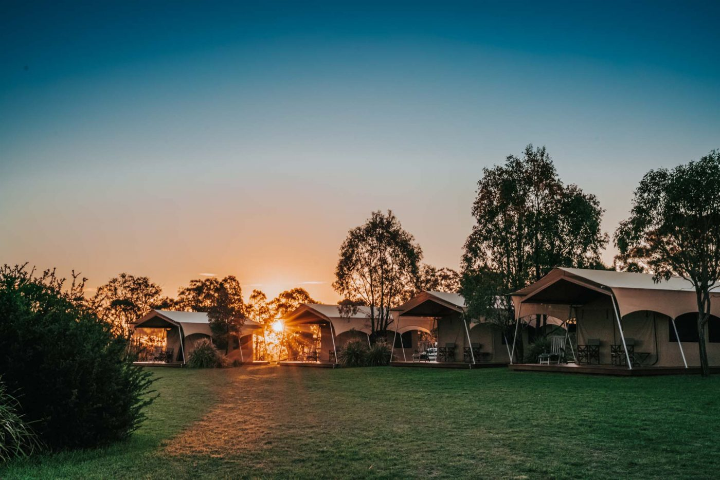 Spicers Canopy, a luxury glamping experience in Scenic Rim