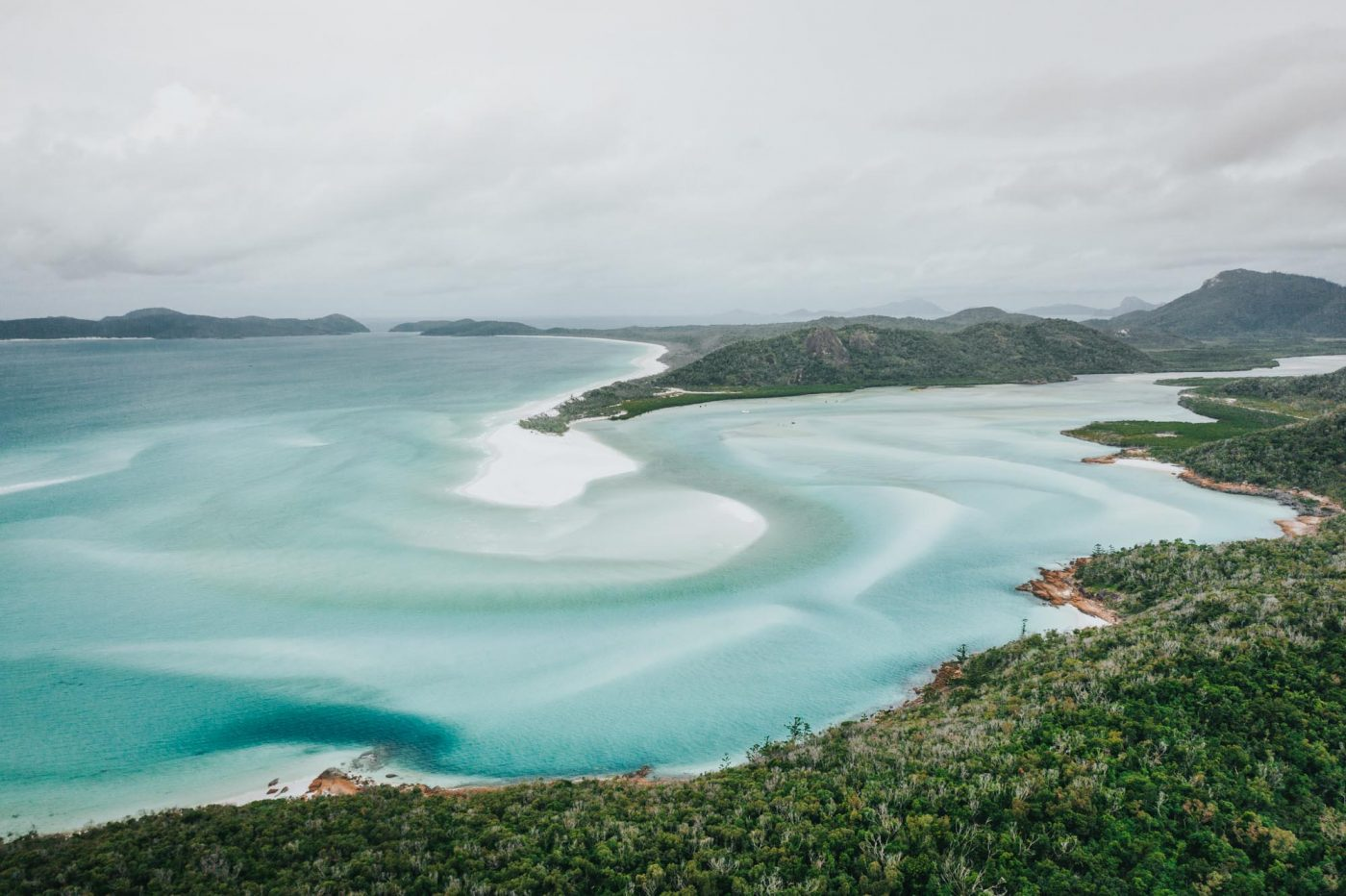 Whitehaven Beach, Whitsundays, Australian honeymoon destinations