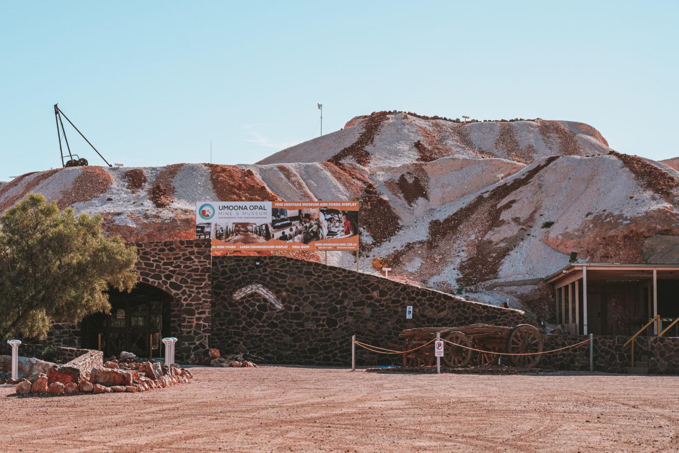 Umoona Opal Mine and Museum, Coober Pedy