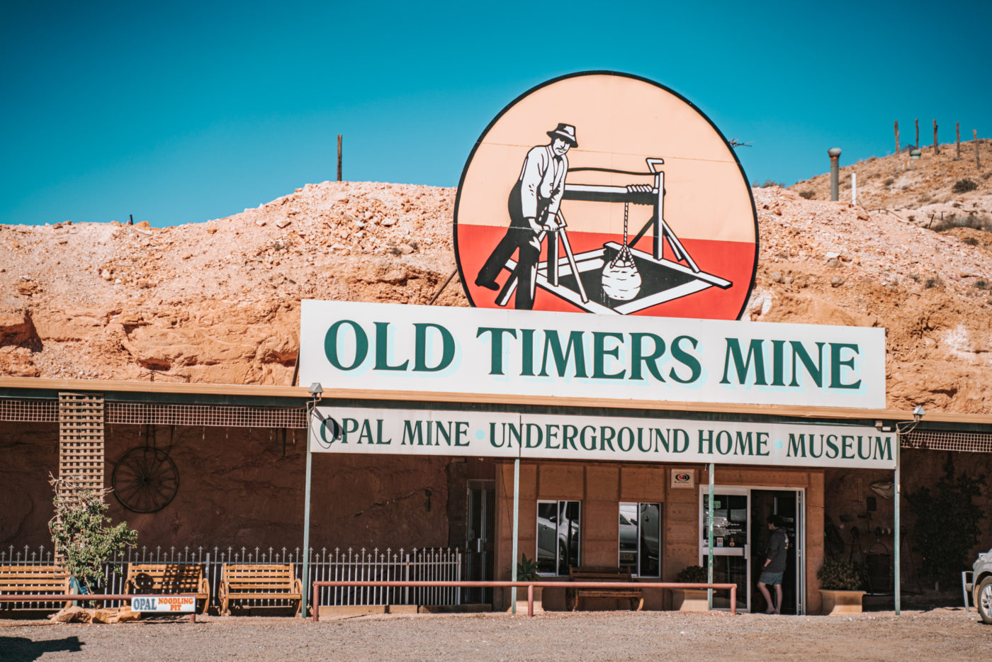 Old Timers Mine, Coober Pedy
