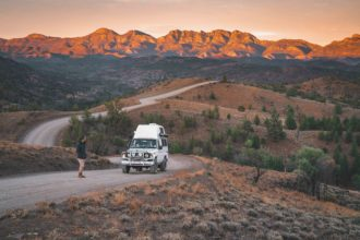 Guide to Visiting the Ikara Flinders Ranges National Park in South Australia