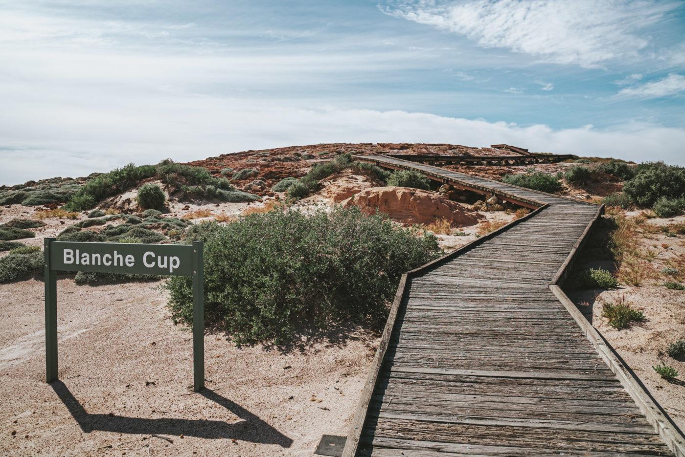 Mound Springs Conservation Park, Oodnadatta Track