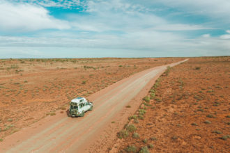Traveling the Oodnadatta Track in South Australia: Itinerary, Road Conditions and More
