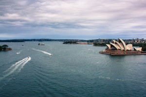 The Ultimate Australia Itineraries. Sydney Cover Photo
