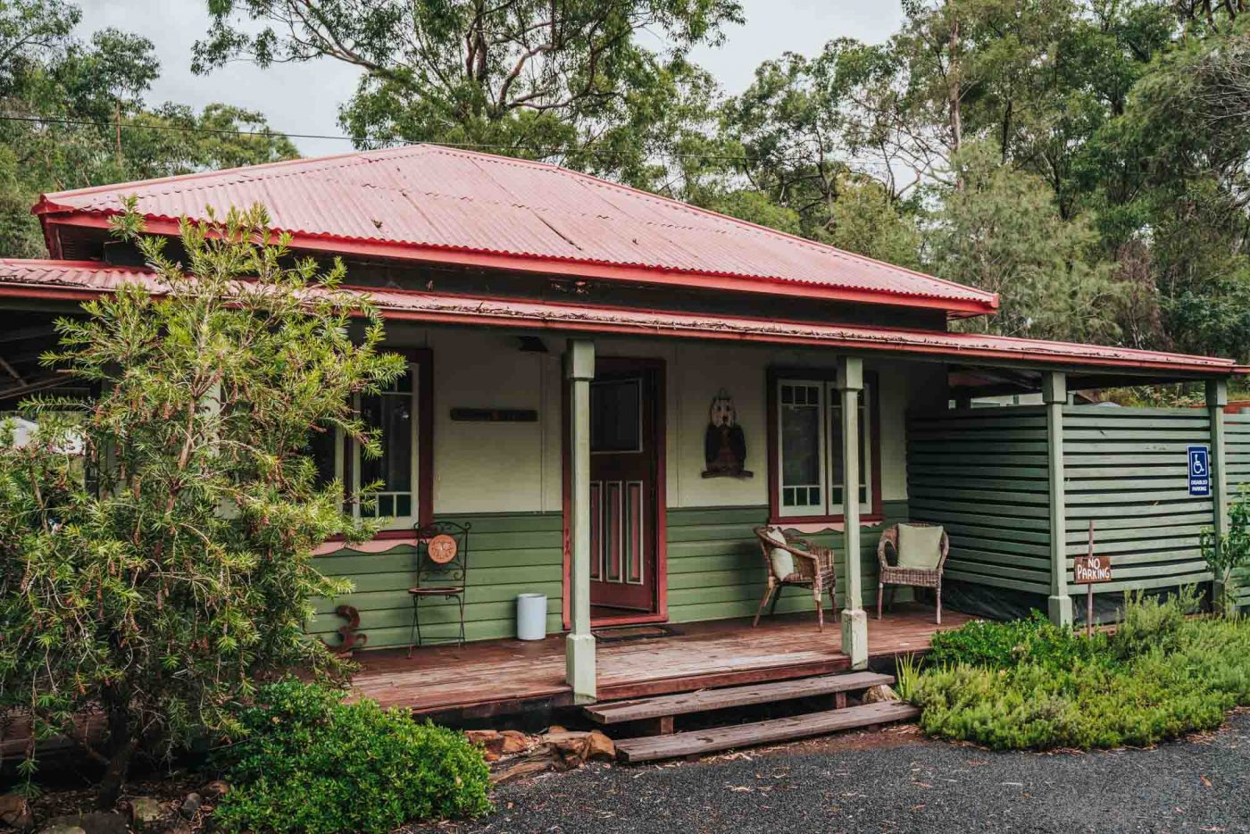 Harmony Cottage at the Billabong Retreat