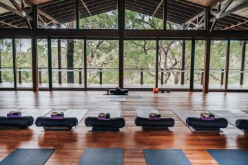 Rejuvenating at the Billabong Yoga Retreat in Sydney