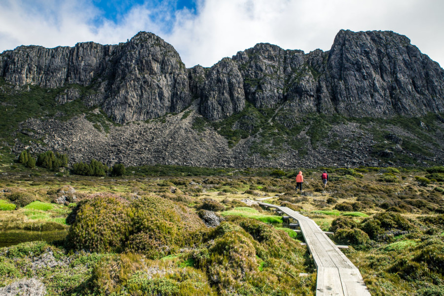 Walls of Jerusalem National Park the best of Tasmania's Rugged Beauty