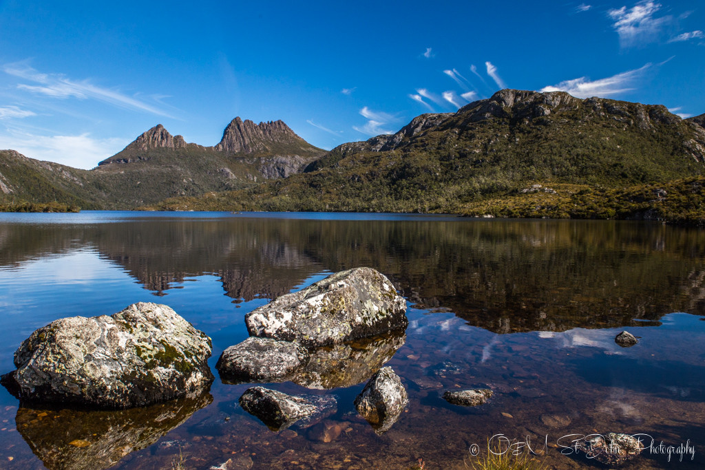 best places to visit in tasmania: Cradle Mountain, Tasmania