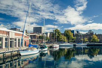 Sustainable City Guide: Things to do in Hobart