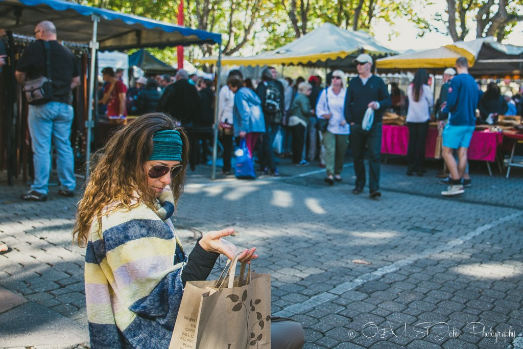 Things to do in Hobart, Salamanca Market