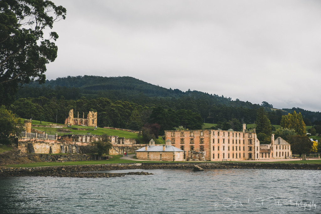 best places to visit in tasmania: Port Arthur Historic Site, Tasmania