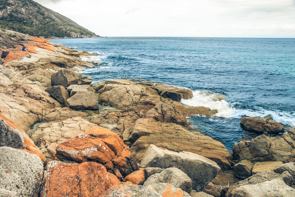 Bay of Fires, North Eastern Tasmania