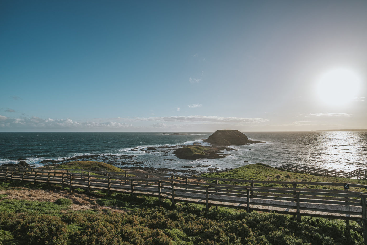 Boardwalk at the Nobbies Centre, Phillip Island, things to do in Phillip Island