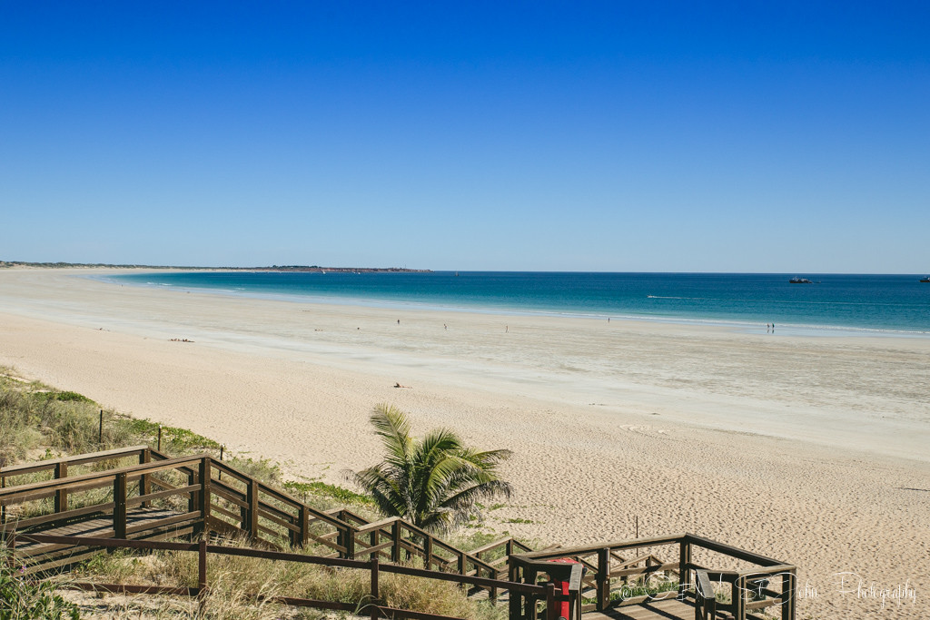 Western Australia itinerary: Cable Beach, the Southern side. Broome