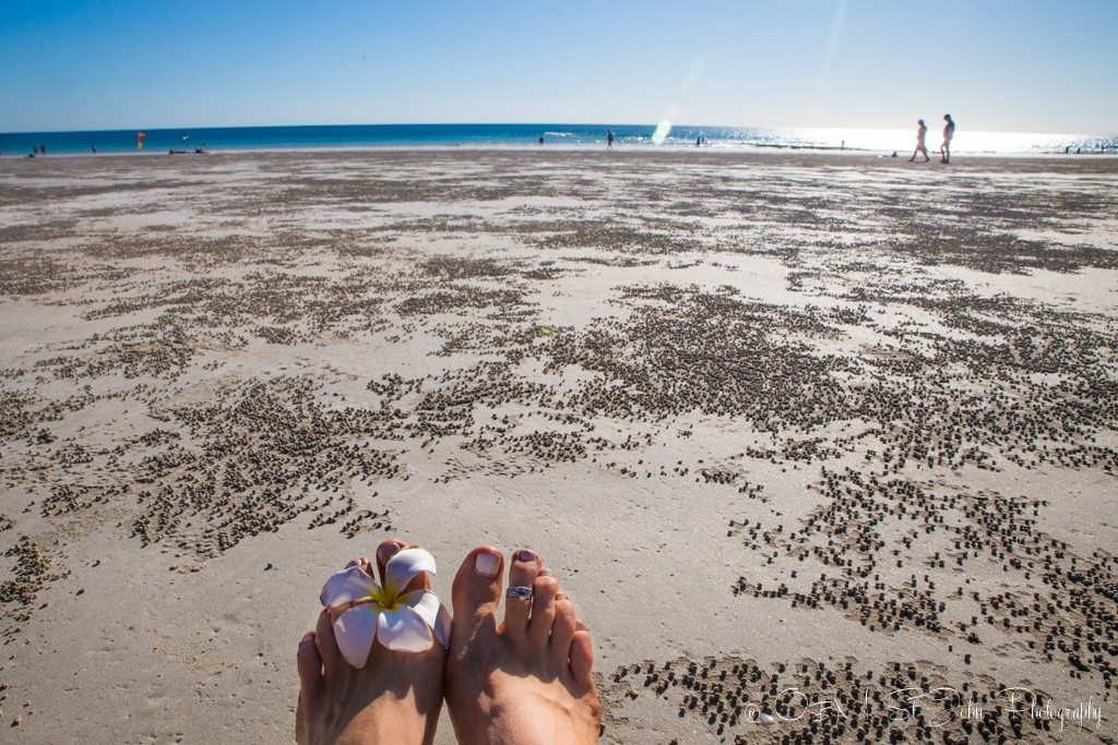 Cable Beach. Broome