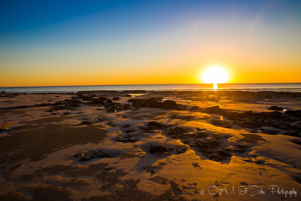 Sunset in Broome, Western Australia