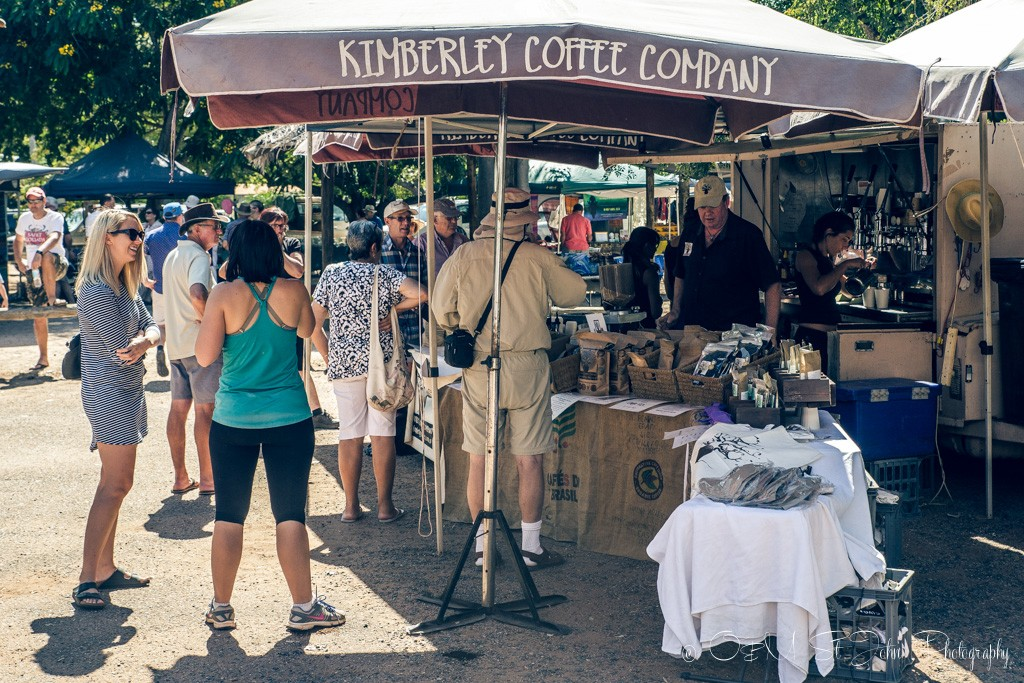 Trip to Australia cost: Broome Courthouse Markets. Western Australia