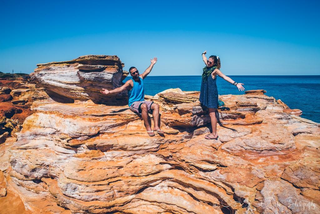 Western Australia itinerary: Gantheaume Point. Broome. Western Australia