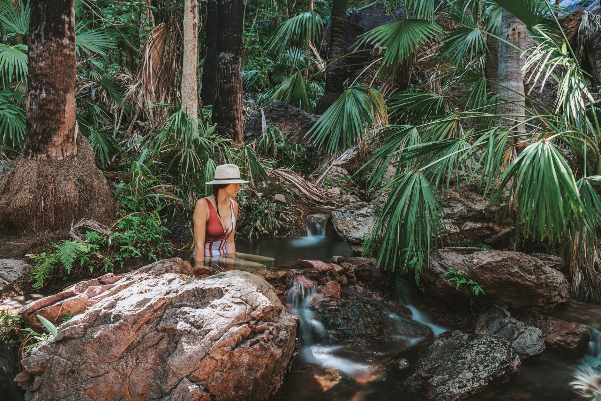 Zebedee Springs, El Questro, Gibb River Road