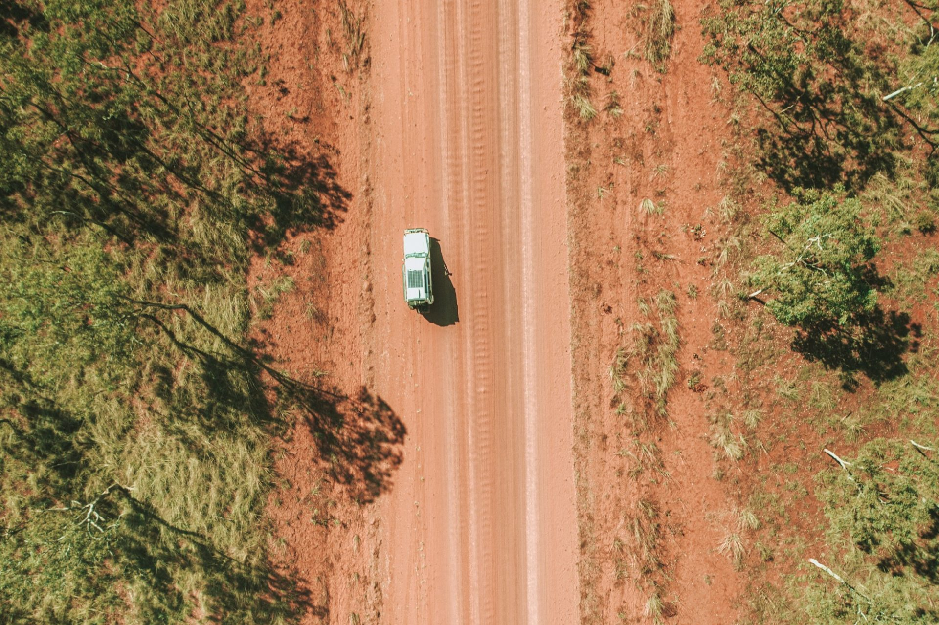 Driving through the Gibb River Road