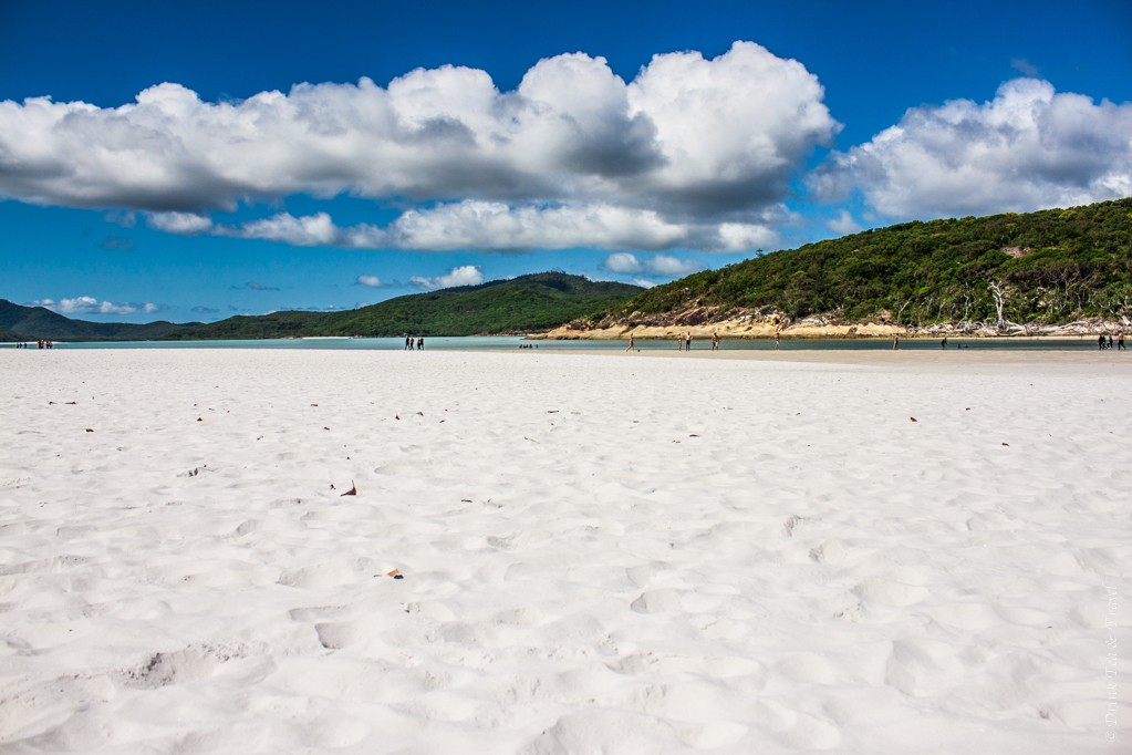 Whitehaven Beach, The Whitsundays, Australia