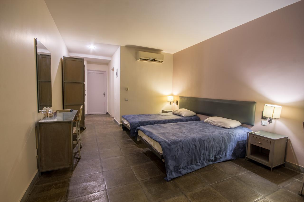 Azraq Lodge. Photo via Wild Jordan