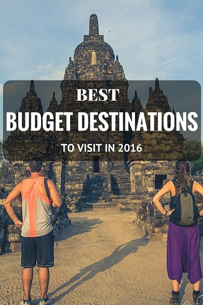 If you are anything like us and love seeing your travel dollar go further, then this list is for you! We've put together our list of 10 Best Budget Destination to Visit in 2016. Based on our experience, you can easily travel in all of these countries for USD $25-$50/per person/day.