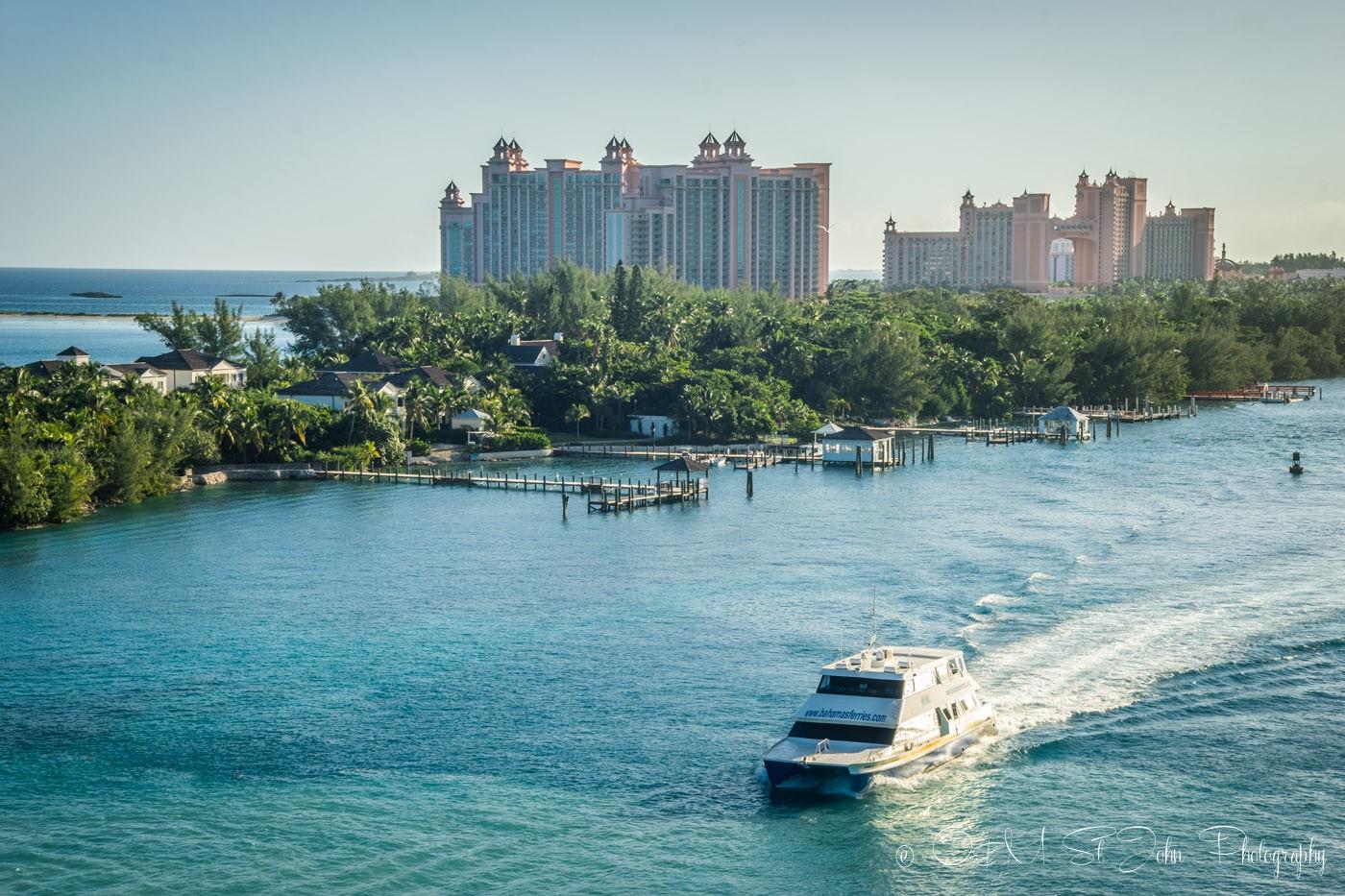 Nassau, Bahamas Cruise.