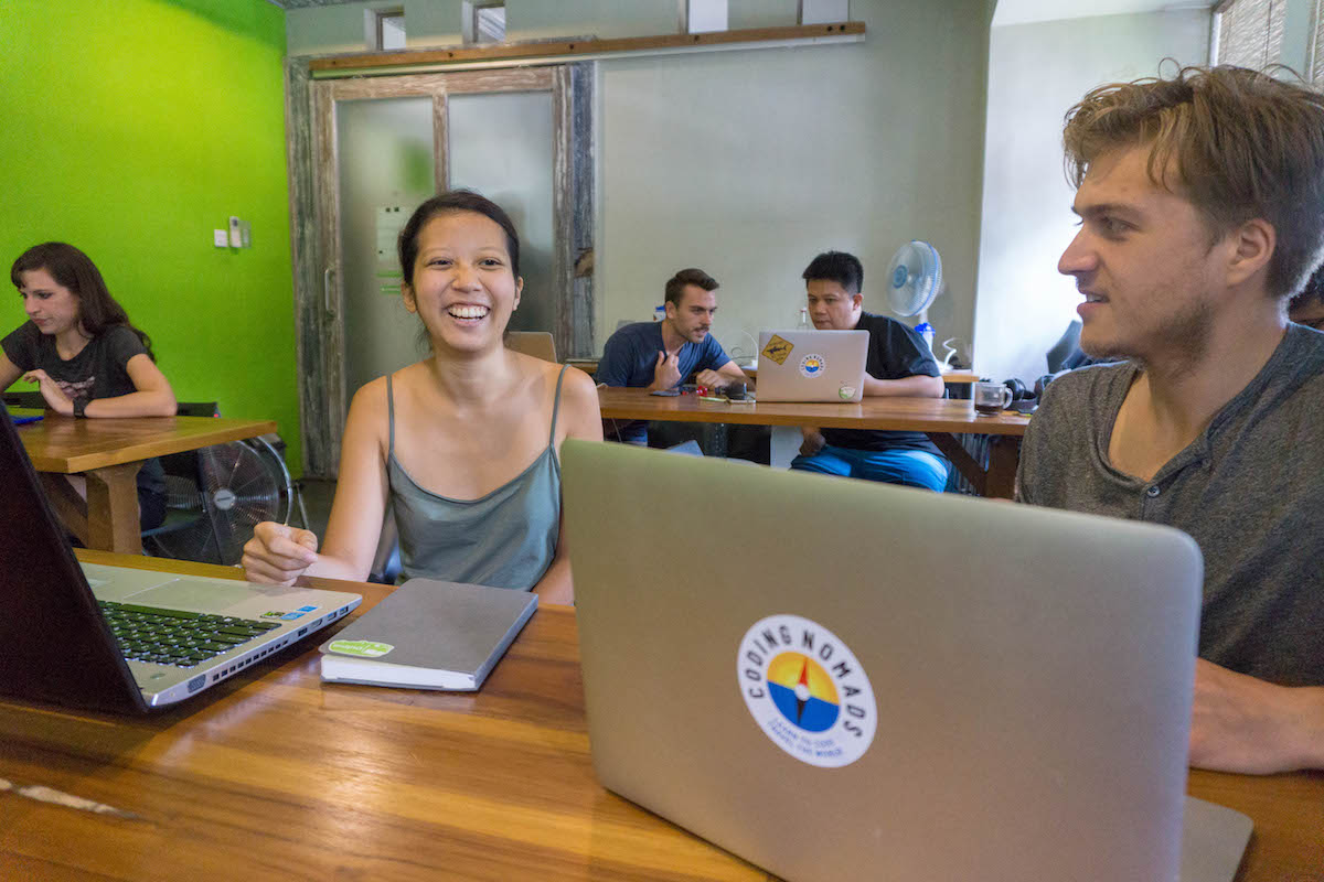 Learn to Code Online: Bali coding bootcamp class