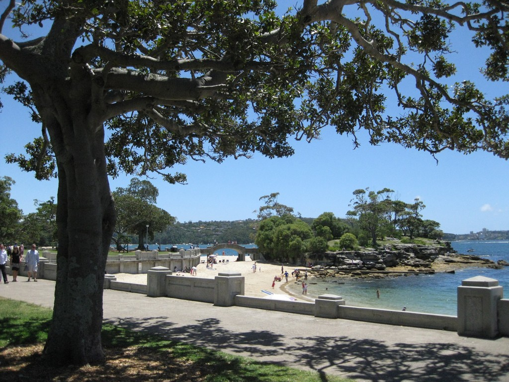 Local tips for Sydney, Balmoral beach