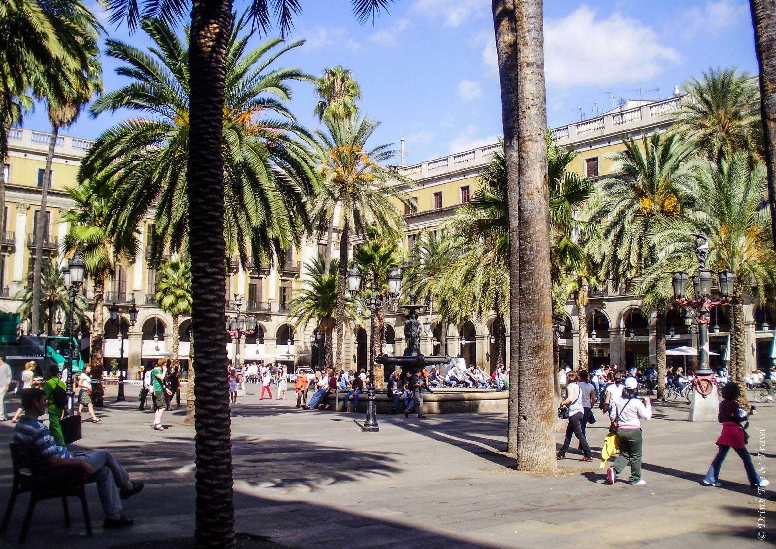 Europe Itinerary: Barcelona, Spain