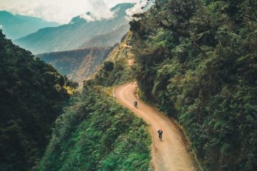 Surviving the Death Road - Mountain Biking Down Bolivia's Most Dangerous Road