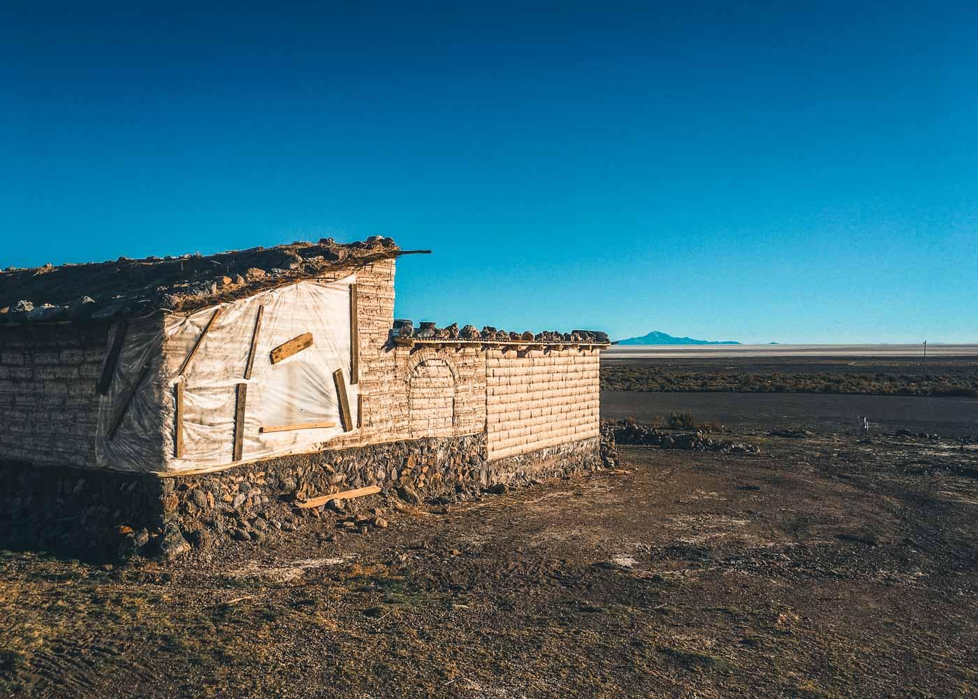 Salt Hotel in Atulcha