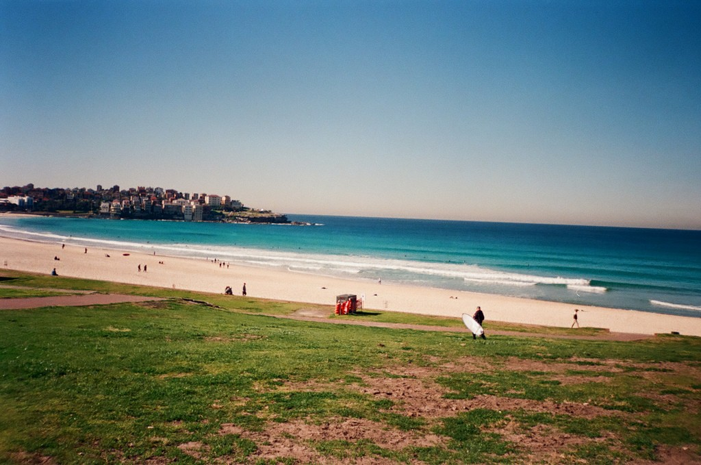 local tips for sydney, bondi beach