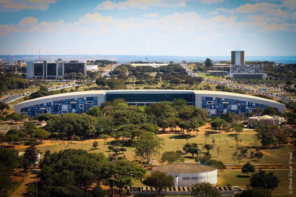 Convention Center Ulysses Guimarães, Brasilia