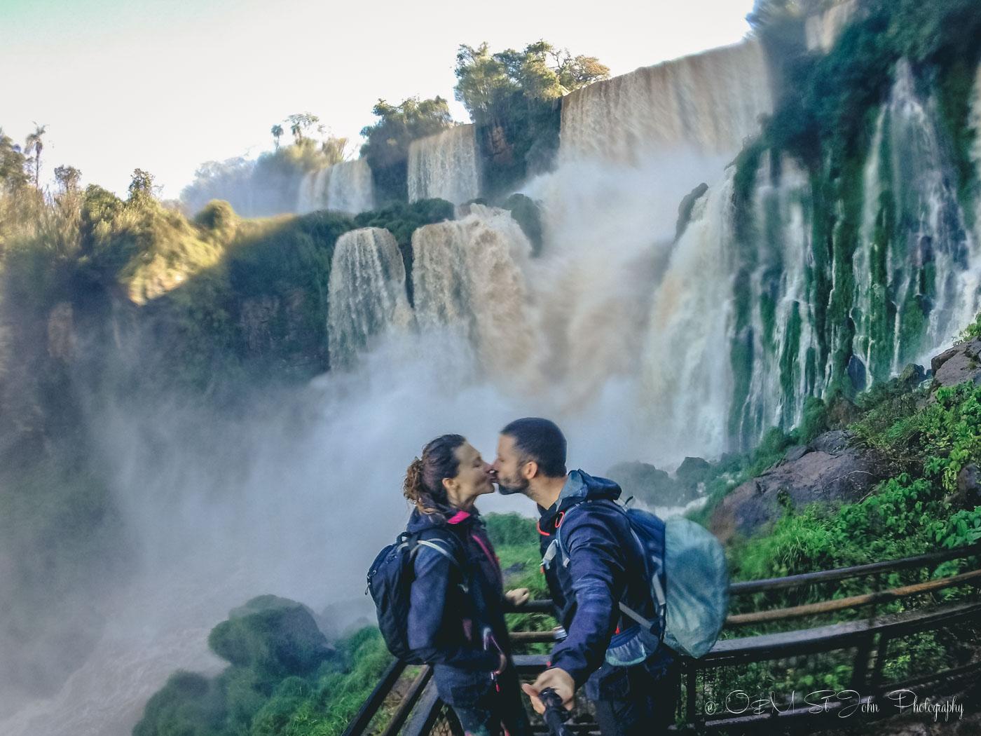 Brazil Iguazu Falls O&M-0080369