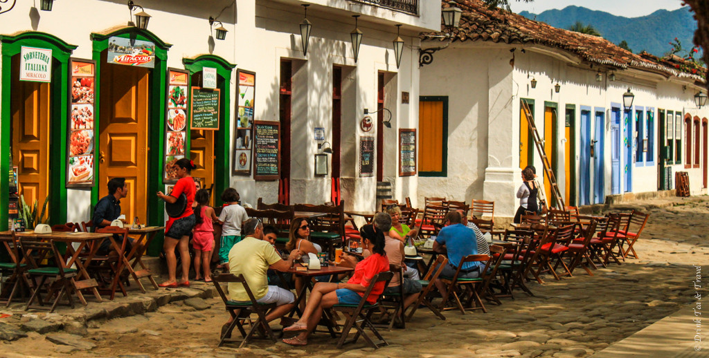 Places to Visit and Things to Do Brazil, Historic Centre, Paraty, Brazil