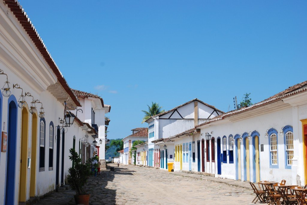Places to Visit and Things to Do Brazil, Paraty, Brazil