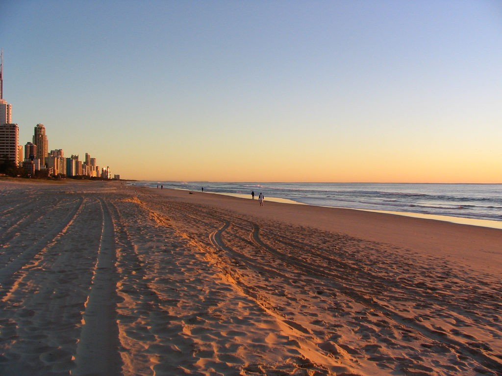 best beaches in Gold Coast, Broadbeach