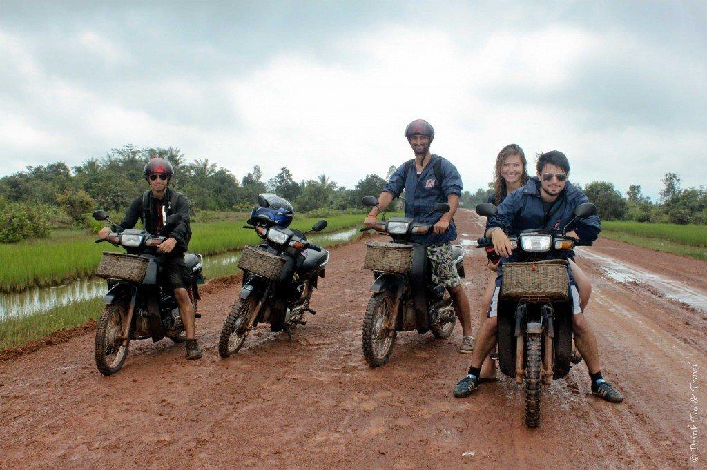Cambodia-1119 - getting off the beaten track in Cambodia