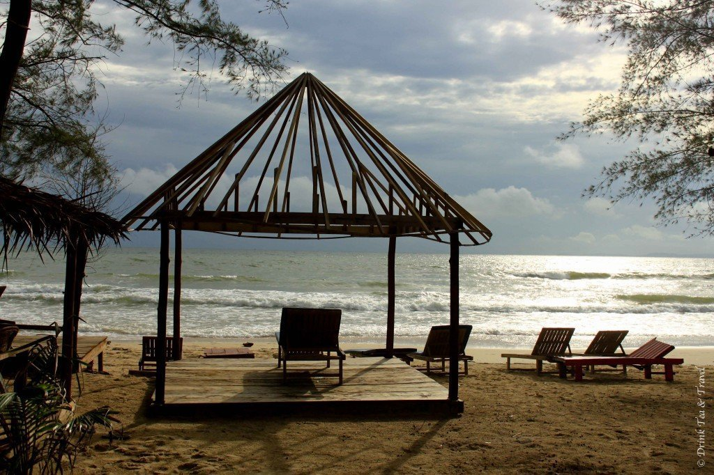 beaches of Sihanoukville - what to do in Cambodia