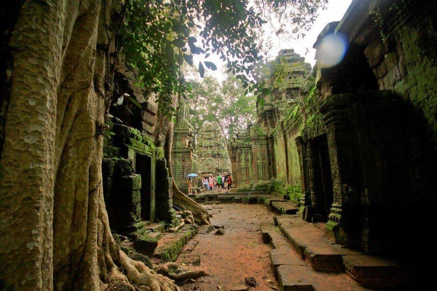 Getting Off the Beaten Track in Cambodia