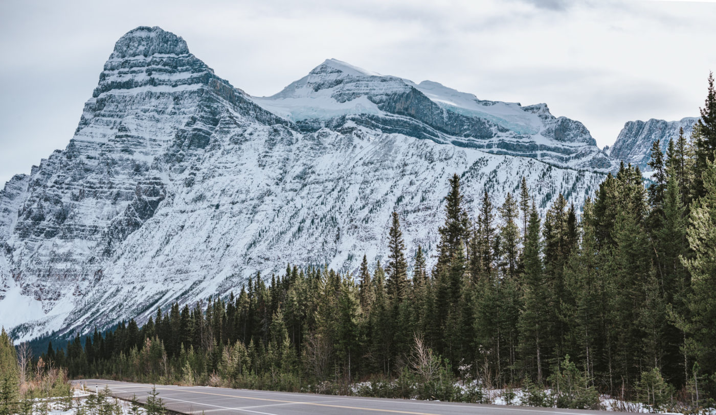 Columbia Icefield Parkway