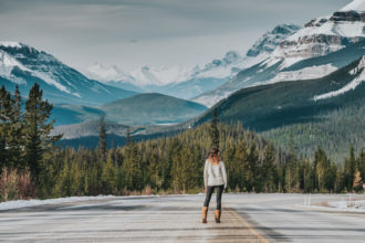Top Stops Along the Canadian Icefields Parkway in Alberta