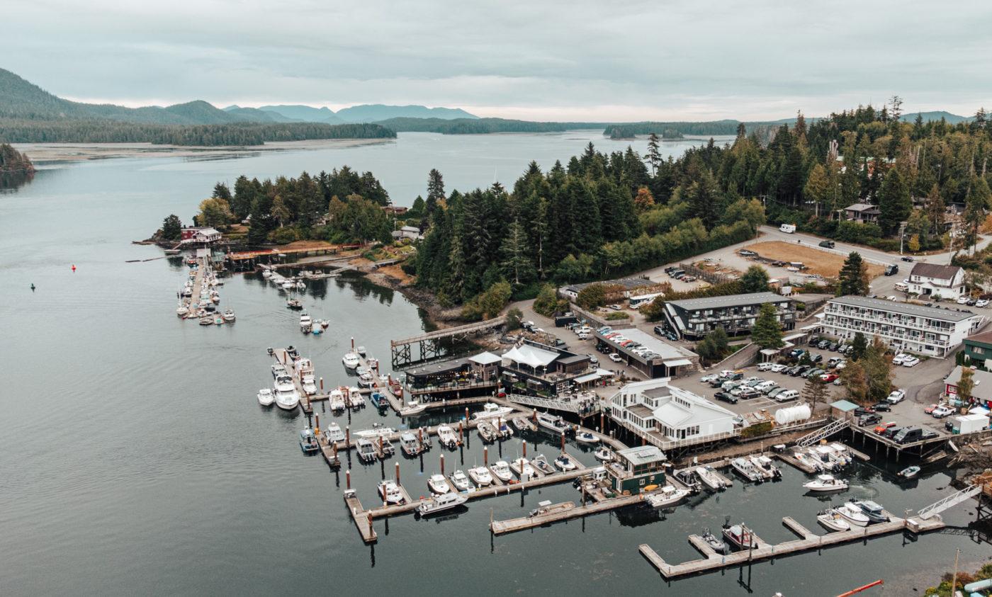 Vancouver Island Sightseeing - Tofino