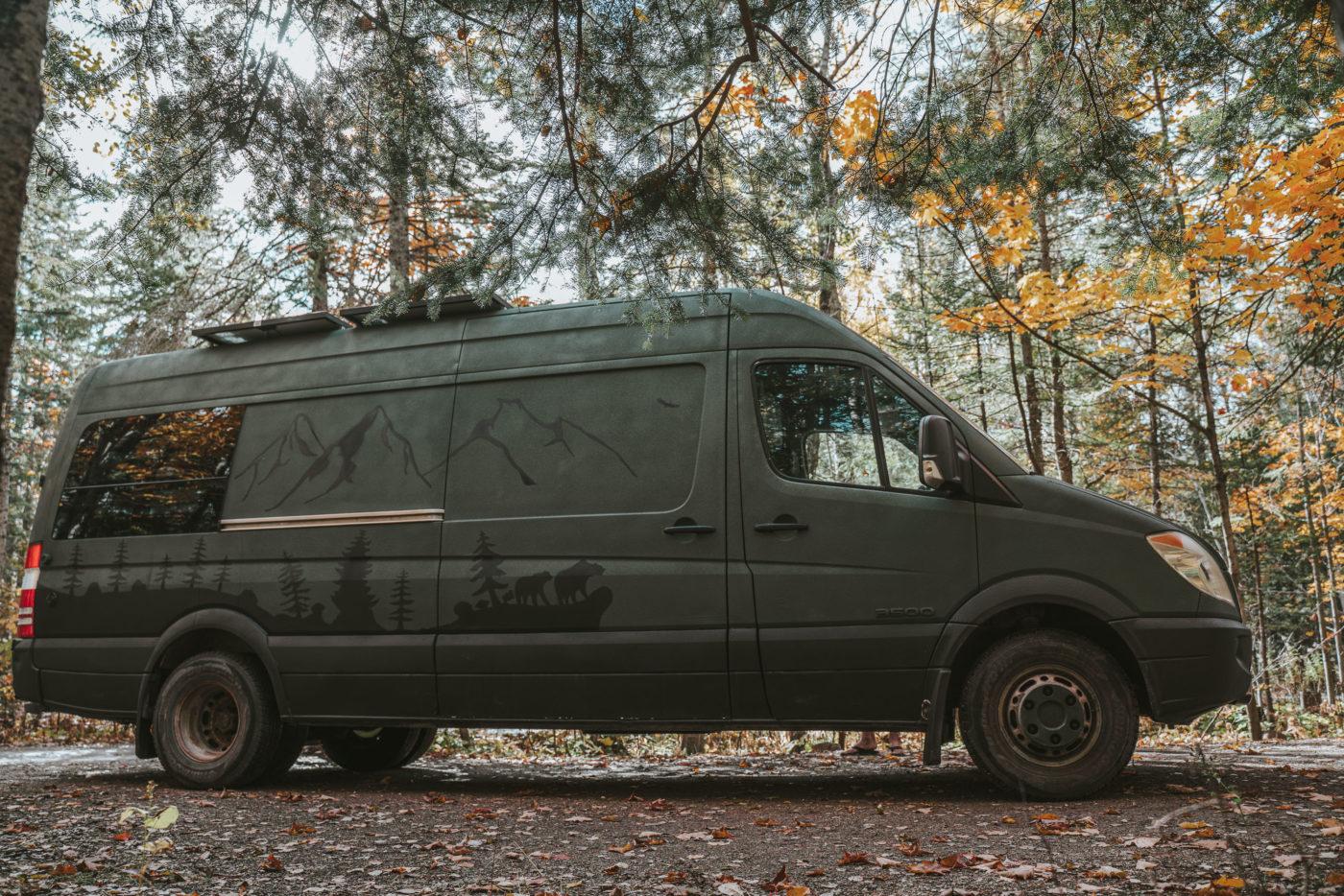 Canada Ontario Bruce Peninsula National Park van-06872